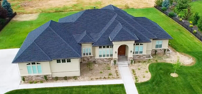 Custom Luxury Eagle Idaho Home