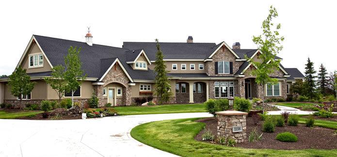 Idaho Luxury Model Homes By Thompson Homes