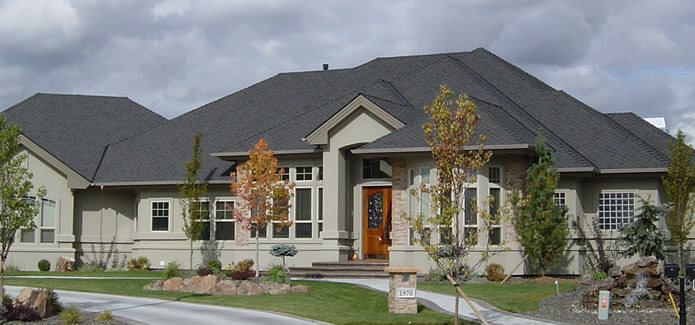 Custom Luxury Meridian Idaho Home
