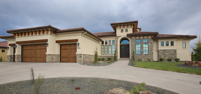 Custom Luxury Acreage Idaho Home
