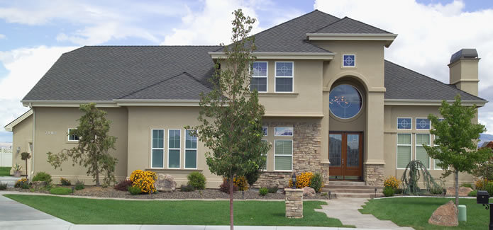 Custom Idaho Luxury Home